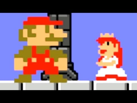 Super Mario Maker - 100 Mario Challenge #145 (Expert Difficulty) (видео)