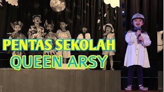 Video PERTAMA KALI QUEEN ARSY PENTAS DI SEKOLAH MP3, 3GP, MP4, WEBM, AVI, FLV April 2019