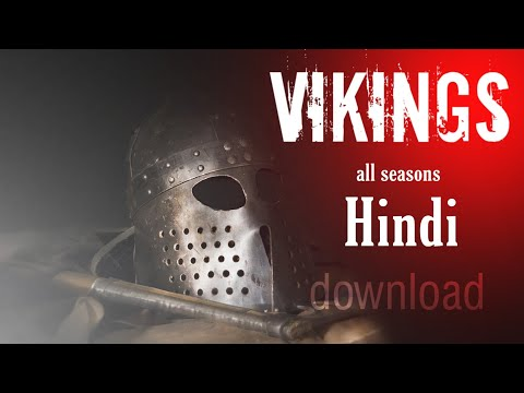 Vikings all season download in Hindi || How to download Vikings all season