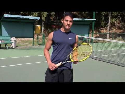 Tennis Recruiting Video 2012 – Andres Acevedo