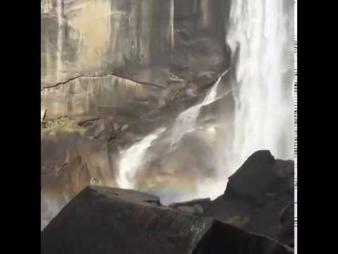TGT The Vernal Falls Yosemite