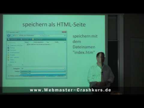 erste HTML-Seite erstellen – webmaster-crashkurs.de