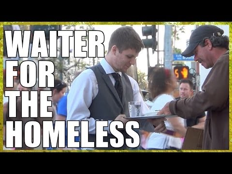 drunk-waiter-videos-waiter-for-homeless