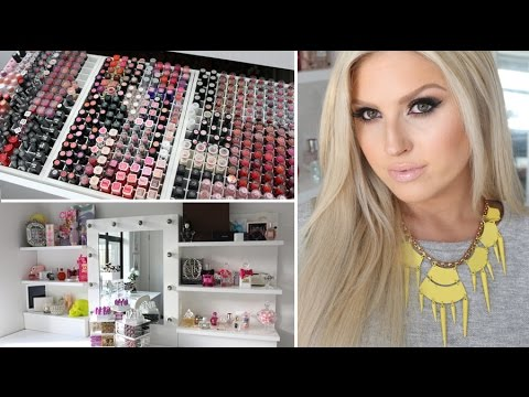 collection - My Makeup: https://www.youtube.com/watch?v=Fp5tvefp0I8&list=UUMpOz2KEfkSdd5JeIJh_fxw My updated makeup collection! I know you have been eagerly waiting for it, hope it was entertaining! :)...