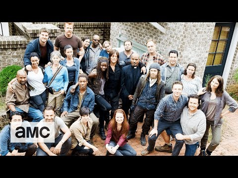 The Walking Dead Season 8 (Featurette 'Changing Lives')