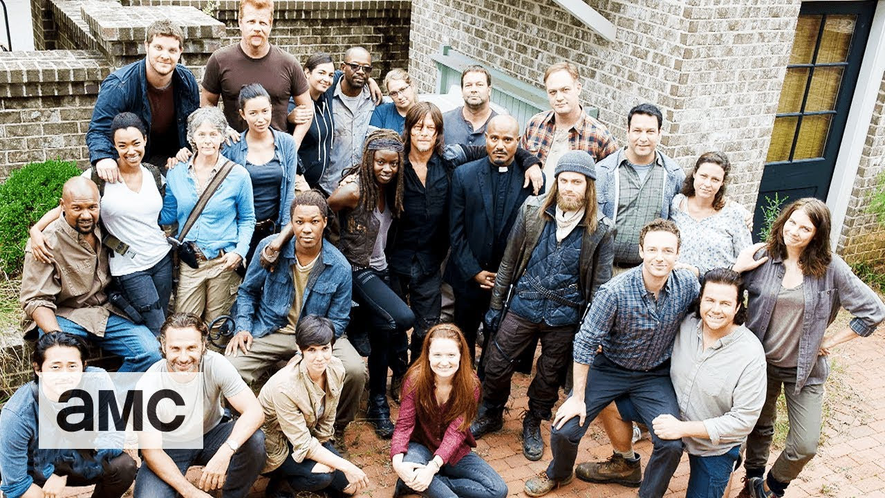 The Walking Dead 100 Episodes: