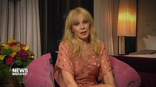 Video Kylie Minogue sick of people asking about her age MP3, 3GP, MP4, WEBM, AVI, FLV Mei 2018