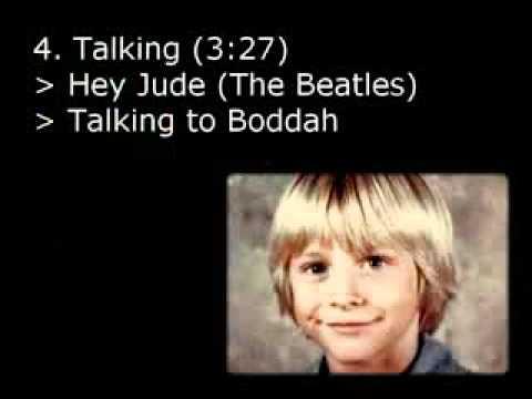 Kurt Cobain cantando cuando tenía 2 años