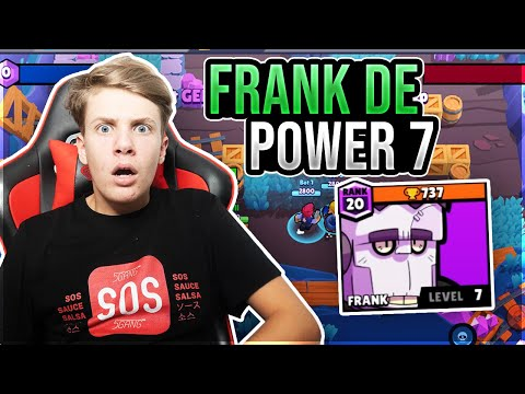 L-AM FACUT SI PE FRANK DE POWER 7 - BRAWL STARS ROMANIA