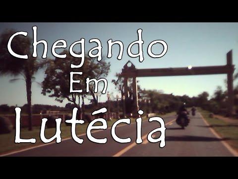 Charles Bolgheroni - Chegando em Lutécia - 2º Moto Café - Lutécia-SP