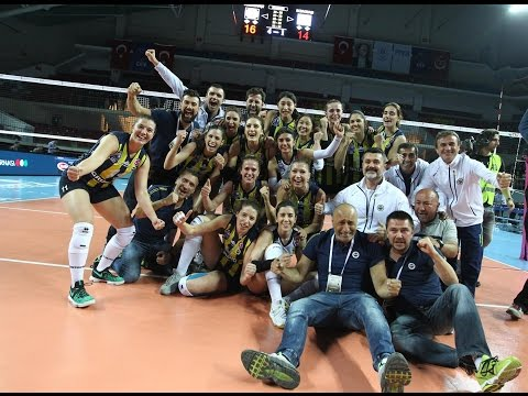 Fenerbahce Vs Eczacibasi  | 12 April 2017 | Turkish Women's Volleyball  Play - Off League 2016/2017