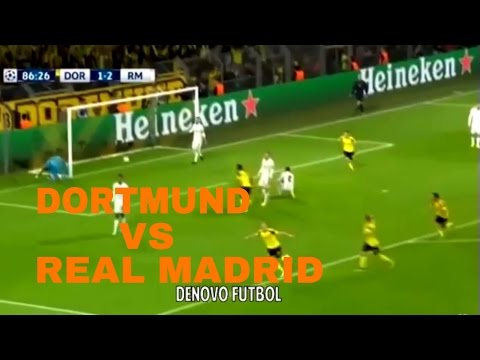 Borussia Dortmund vs Real Madrid 2-2 ●All Goals and HIghlights UCL 16/17 ● 28/09/2016 ● MUST WATCH