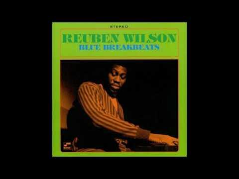 Reuben Wilson – Blue Breakbeats
