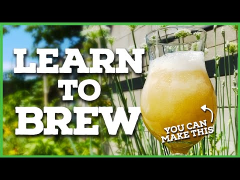 HOME BREWING 101: How to Brew Beer at Home [The Beginner's Guide]