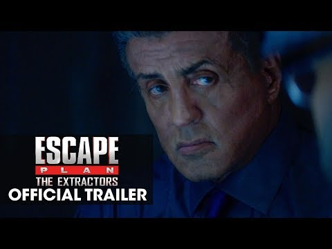 Escape Plan 2: Hades - Escape Plan:The Extractors  Official Red Band Trailer?>