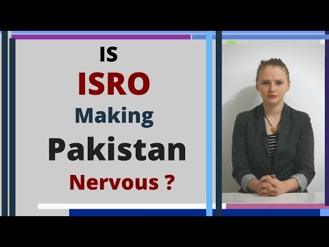 Is Isro Making Pakistan Nervous? Karolina Goswami