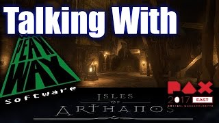 PAX East Interview with the Devs of Isles of Arthanos