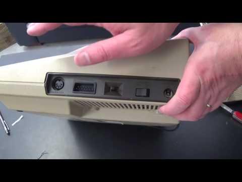Retro Computer - Atari 800 - Pickup & Play 31st October 2016