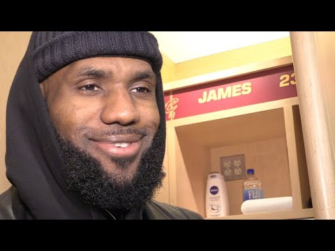 LeBron James and 'Chicago' play clinches 13th straight for Cavs