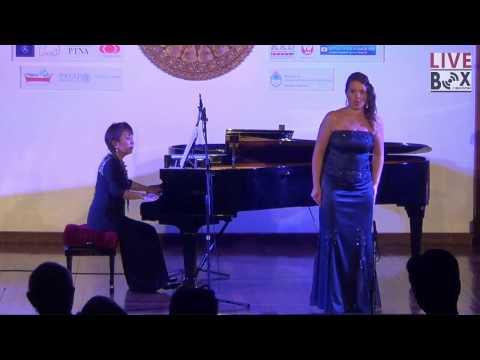 I Lona Krzywicky Soprano Recital Piano Atsuko Seta