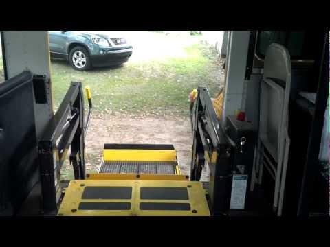 Wheelchair Lift (Interior POV)