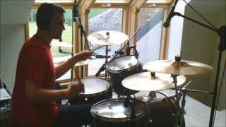 Arctic Monkeys - R u Mine ( Drum Cover ) - Colm Dowling