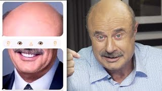 Dr Phil hosts Meme Review