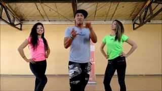 Sandunga Fitness en un nuevo video especial para ustedes maluma feat eli palacios La temperatura esta coreografia a manos de Carlos el Safaryjunto a las ...