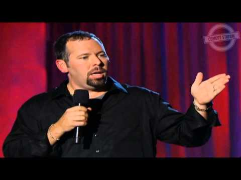 Bert Kreischer - Comfortably Dumb - Blind People