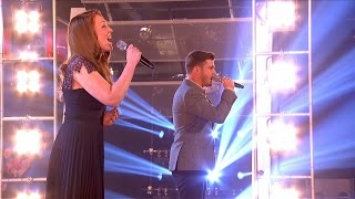 Lucy O'Byrne Vs Karl Loxley - Battle: The Voice 2015
