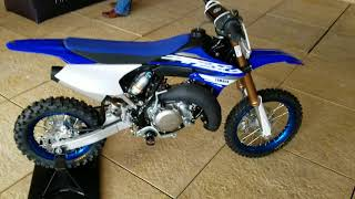 8. 2019 Yamaha Dirt Bikes! - First look