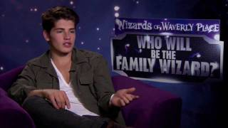 Gregg Sulkin Talks Wizards Of Waverly Place Season Finale