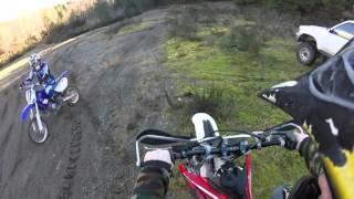 8. Husqvarna Wr 150 Yz 80 pit ride