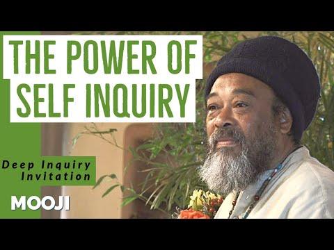Mooji Video: The True Power of Self Inquiry