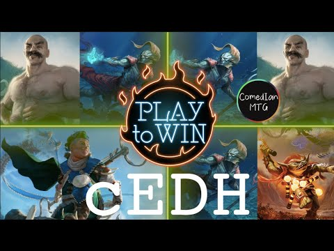 WHAT'S THE BEST THRASIOS DECK IN cEDH? Featuring ComedIAN MTG - Play to Win Gameplay