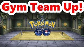 Pokémon GO Gym Gameplays and Tricks! Team Up is KEY! by Pokémon GO Gameplay