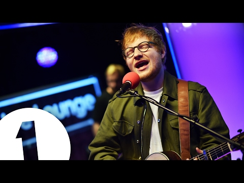 Ed Sheeran covers Little Mix's Touch in the Live Lounge