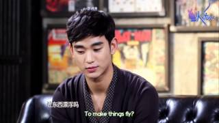 Video [ENGSUB] Bring You To Stars 2/3 [Guest: Kim Soo Hyun] MP3, 3GP, MP4, WEBM, AVI, FLV Maret 2018