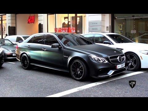 Mercedes benz e amg 2013 снимок