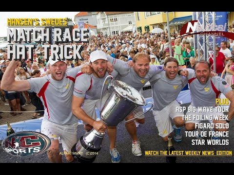 Hansen's Swedes  win Stena Cup, Rothman Big Wave King, La Solitaire to Beyou & yes much more!