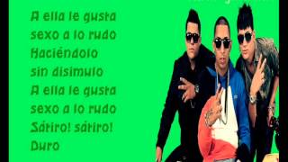 Falsetto & Sammy ft. Ñengo Flow- Yo se que tu quieres (Letra)