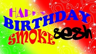 HAPPY BIRTHDAY SMOKE SESH! Seattle's Private Reserve - Legalized OG and Agrijuana - Blue City Diesel by Take a Break with Aaron & Mo