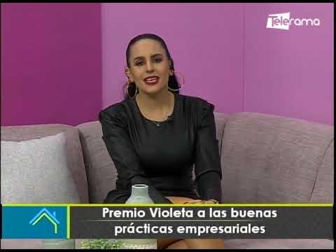 Premio Violeta a las buenas prácticas empresariales