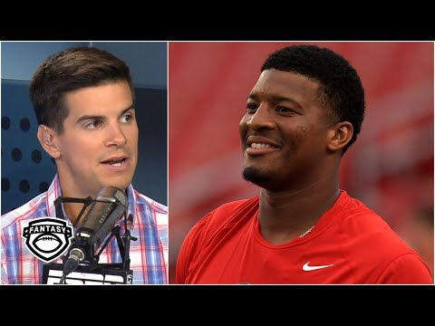 Video: Jameis Winston is 'one of the most intriguing players in fantasy' - Field Yates | Fantasy Focus