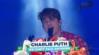 Video Charlie Puth - 'We Don't Talk Anymore' (live at Capital's Summertime Ball 2018) MP3, 3GP, MP4, WEBM, AVI, FLV Juni 2018