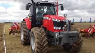 Video Massey Ferguson 7616. Prueba de consumos de combustible. Visión de Futuro 2014 MP3, 3GP, MP4, WEBM, AVI, FLV April 2019
