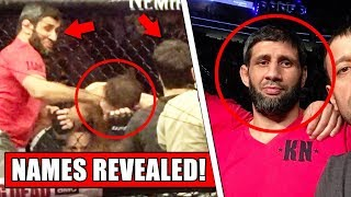 Video Names of Conor McGregor attackers revealed; Danis concussed in Khabib brawl; Dana White on UFC 229 MP3, 3GP, MP4, WEBM, AVI, FLV Oktober 2018