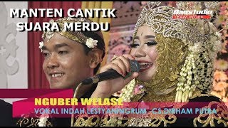 Video WOW MANTEN CANTIK SUARA OKE!! NGUBER WELASE VOKAL INDAH LISTYANINGRUM  CS DIRHAM PUTRA MP3, 3GP, MP4, WEBM, AVI, FLV November 2018