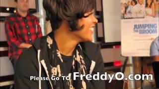 "Megan Good Speaks On ""Aaliyah The Movie"" - YouTube"