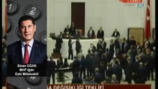 Milliyetçi Hareket Partisi Genel Başkan Adayı Sinan Oğan, Düzce TV Ana Haber'de referandum süreciyle ilgili son derece önemli açıklamalarda bulundu.